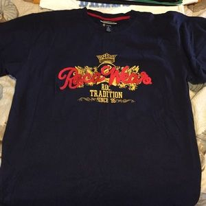 Rock wear Embroidered T-shirt size large